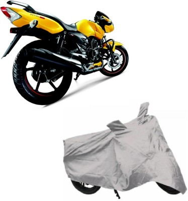 Auto Wheel Garage Two Wheeler Cover for TVS