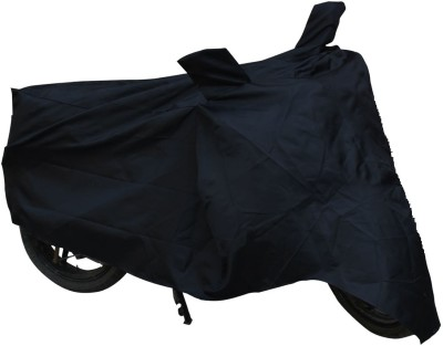 Vheelocityin Two Wheeler Cover for Hero(Passion Pro, Black)