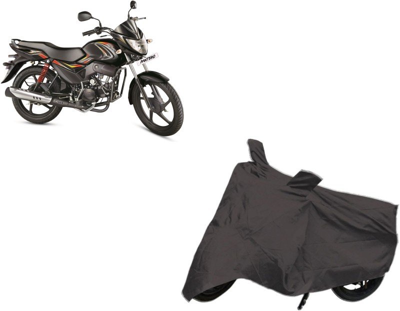 AutoKit Two Wheeler Cover for Mahindra(Pantero, Grey)