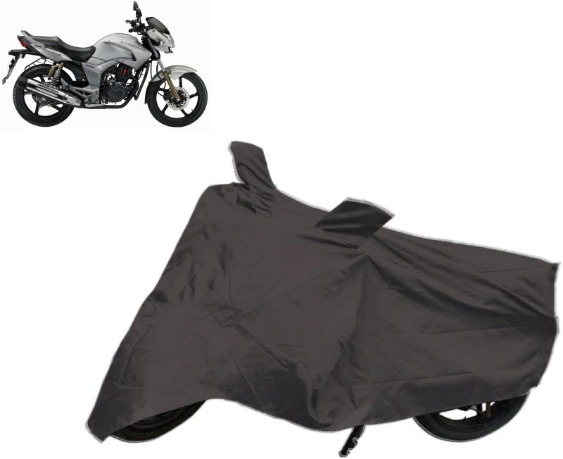 Autowheel Two Wheeler Cover for Hero(Hunk, Black)