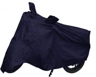 Cross Fingers Two Wheeler Cover for Suzuki