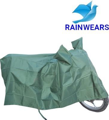 RAIN WEARS Two Wheeler Cover for Bajaj