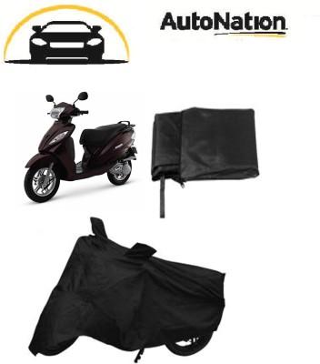 Autonation Two Wheeler Cover for TVS
