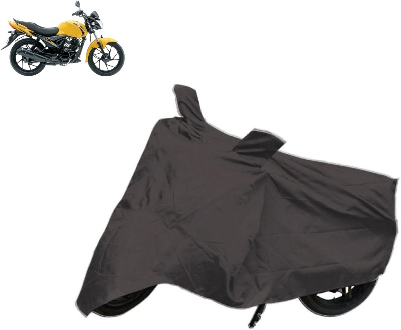 Autowheel Two Wheeler Cover for Suzuki(Sling Shot, Black)