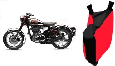BrandTrendz Two Wheeler Cover for Royal Enfield