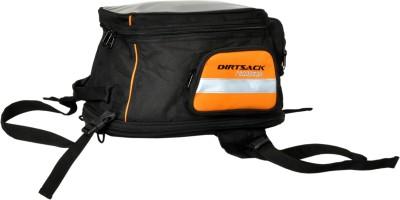 Dirtsack Racepack KTM One-side Orange, Black Fabric Motorbike Saddlebag