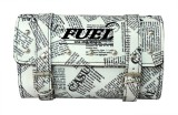 OSS-FUEL Paper Print Saddle Bag Premium ...