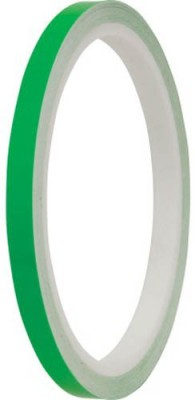 Progrip Pg-5025 Green Motorcycle Rim Sticker(Pack of 1)