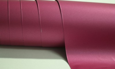 Wrap-O-Graphy Bike Wrapping Vinyl Matte Metallic Pink (Material for One Vehicle for all Kinds of Bike & Scooters) Motorcycle Design Sticker