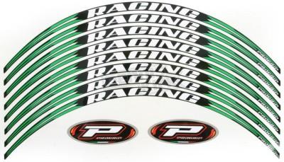Progrip PG-5026 GRN Motorcycle Rim Sticker