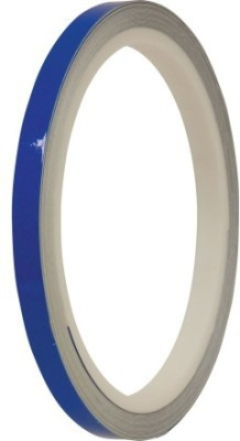 Progrip PG-5025 BLUE Motorcycle Rim Sticker(Pack of 1)