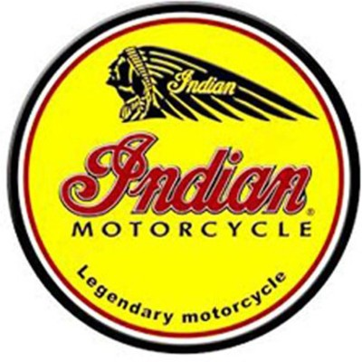 BikeNwear Motorcycle Design Sticker(Pack of 1)