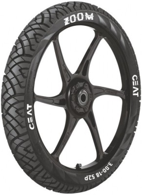 CEAT 120/80-17 Zoom TL Tube Less Tyre