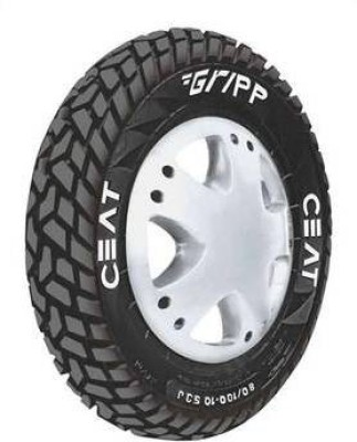 CEAT 90/100-10 Gripp TT Tube Tyre