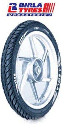 Birla 2.75-18 FT RIB(4 PR) F 22 Tube Tyre(Suitable For Motor Cycles)