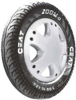 CEAT 90/100-10 Secura Zoom D TL Tube Less Tyre