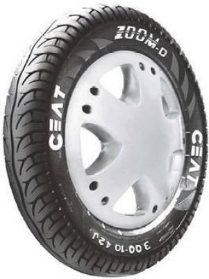 CEAT 90/100-10 Zoom D Tube Tyre