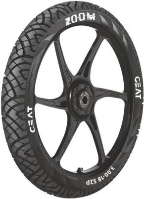 CEAT Zoom Tube Less Tyre