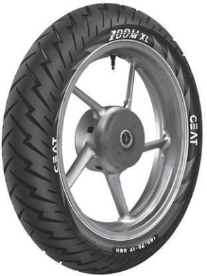 CEAT 80/100-17 Zoom XL TL Tube Less Tyre