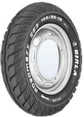 Birla 100/90-10 (56J) S-63 Tube Tyre