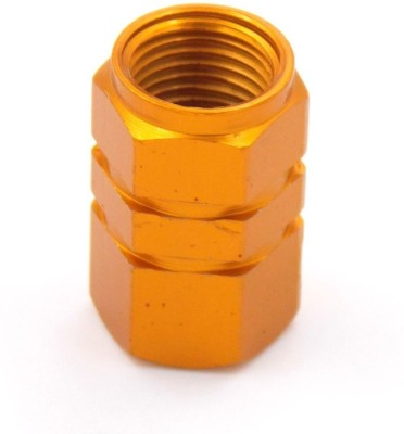 F2s Aluminium Tyre Valve Cap for Car