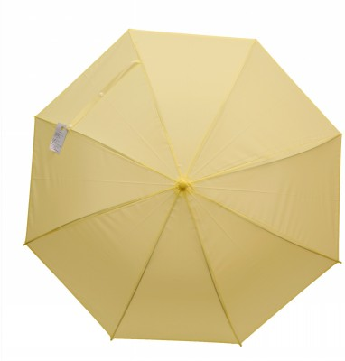 Elegance Light Khaki 1 Fold Plain Umbrella