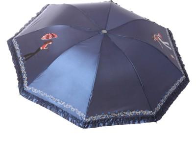 Modish Vogue UM_NEW GIRL_BLUE Umbrella
