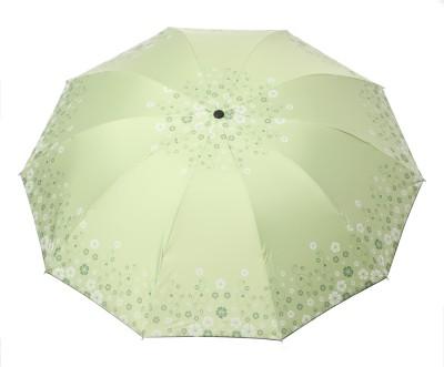 Modish Vogue UM_BDR FLWR_GREEN Umbrella
