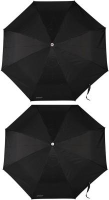 MISTOB M96 Umbrella(Black, Black)