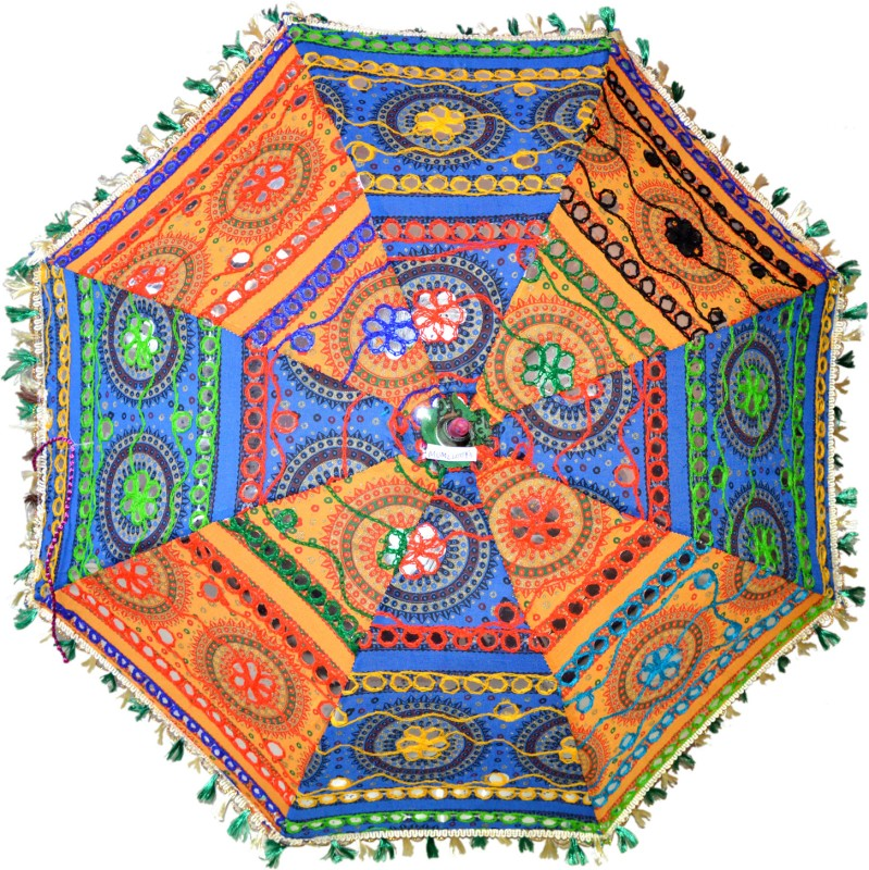 Marusthali MUML00093 Umbrella(Multicolor)