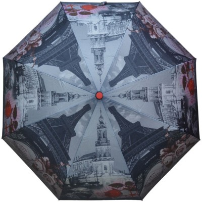 Murano 3 Fold Auto Open RST Print Design 400158_B Fashion Umbrella