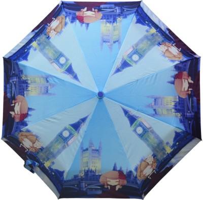 Murano 3 Fold Auto Open RST Print Design 400156_A Unique Umbrella