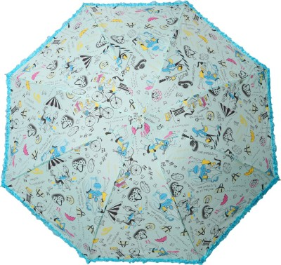 UROOJ NEW_PIX-BLUE-004 Umbrella
