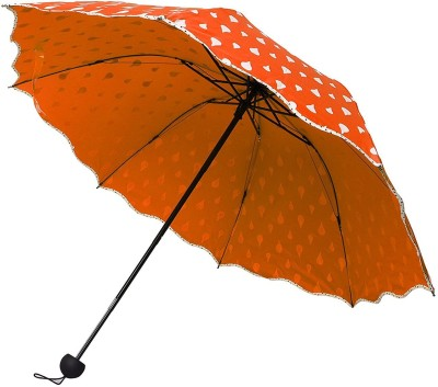 UROOJ U_WATER_MAGIC_ORANGE_003 Umbrella(Orange, WATER MAGIC ORANGE)