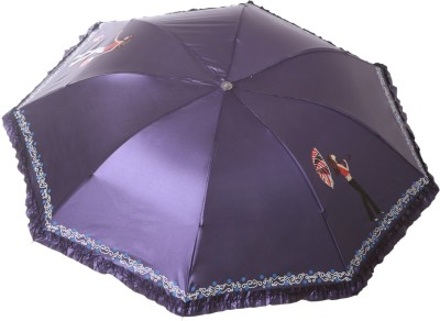 Modish Vogue UM_NEW GIRL_PURPLE Umbrella