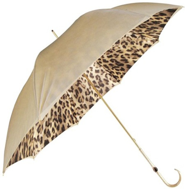 A&T London Leopard Print Umbrella(Leopard Print)