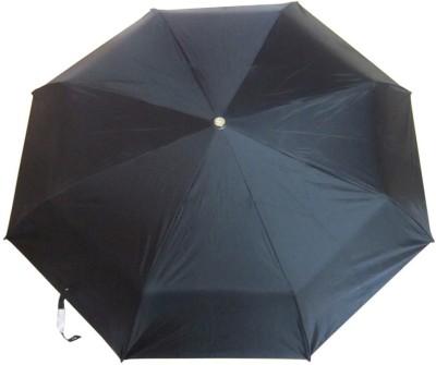 Romano romblackplainthreefoldumbrellar Umbrella