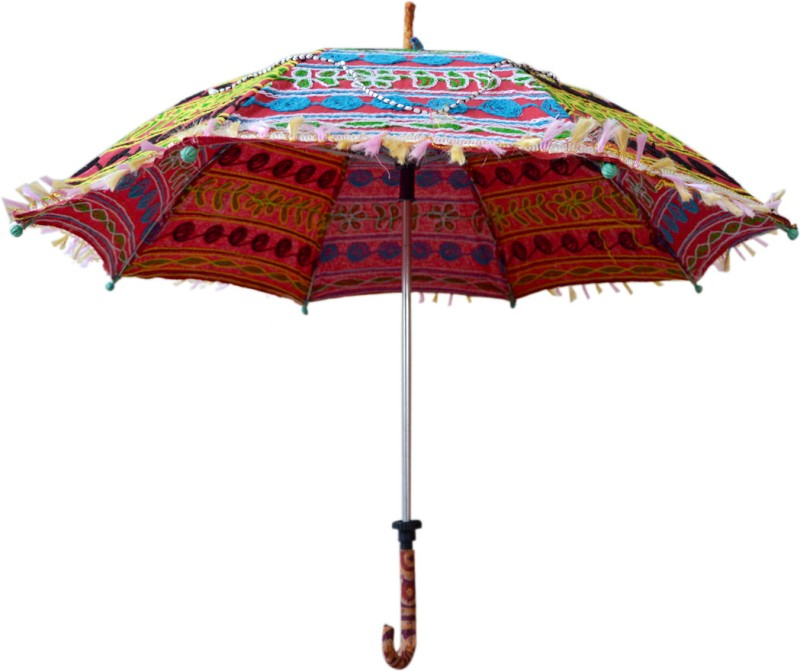Marusthali MUML00110 Umbrella(Multicolor)