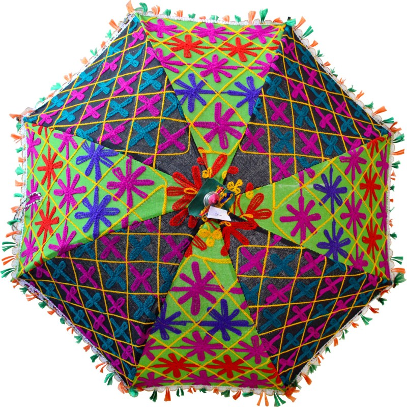 Marusthali MUML00038 Umbrella(Multicolor)