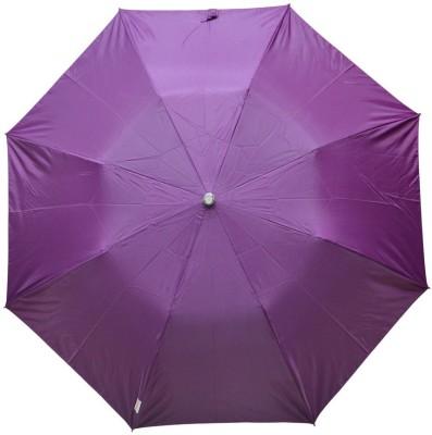 Fendo 2 fold Purple Color women Fashion umbrella _400114_J Umbrella