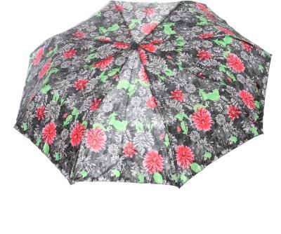 Barbarik UM_2 FOLD_BLACK Umbrella