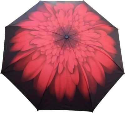 Black Guard 3 Fold Manual Open (21) Umbrella