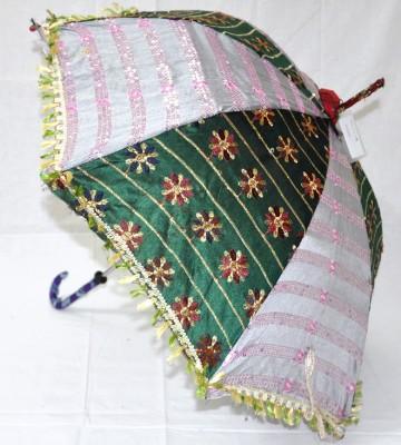 Lal Haveli Indian Handmade Designer Fashionable Umbrella