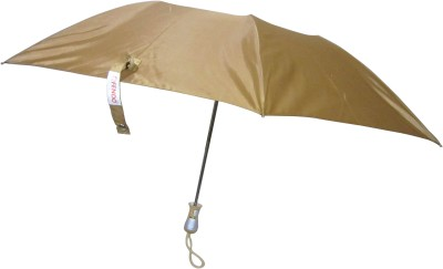 Fendo Avon Lisa_E 2 Fold beidge color Umbrella(Beige)