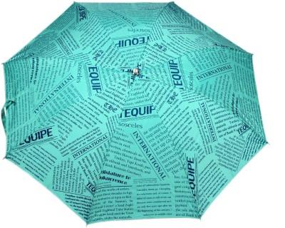 Tello 2 Fold paper Print Sapphire Umbrella