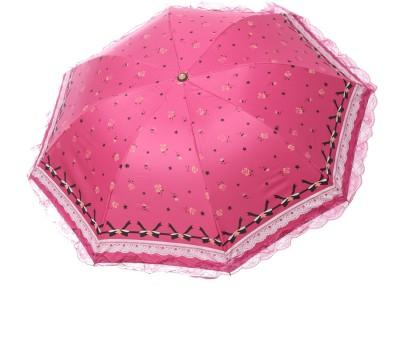 Barbarik UM_NET FRILL_PINK Umbrella