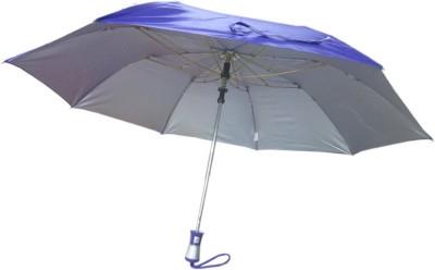 Fendo Auto Open 2 Fold Nylon Women Strawberry _k Umbrella