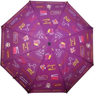 Cheeky Chunk Bollywood Doodle Umbrella