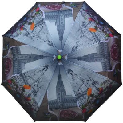 Murano 3 Fold Auto Open RST Print Design 400158_A Trendy Umbrella