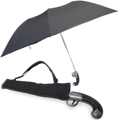 Excluzy Shot Gun Handle Umbrella